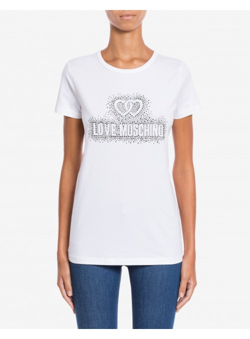 CAMISETA LOVE MOSCHINO